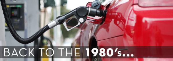 1980s Cheap Gasoline