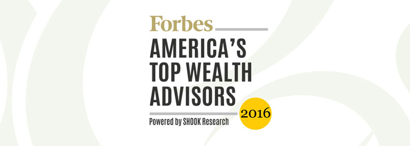 Forbes List of Top Wealth Advisors