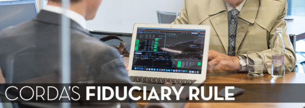 Corda's Fiduciary Rule