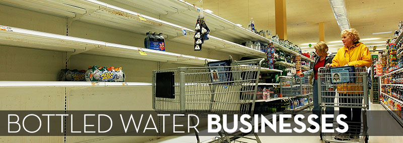 Bottled Water Businesses
