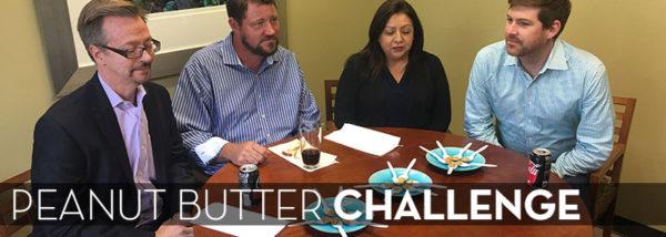 Peanut Butter Challenge