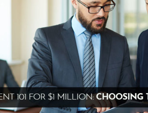 Wealth Management for $1 Million: Choosing the Right Advisor