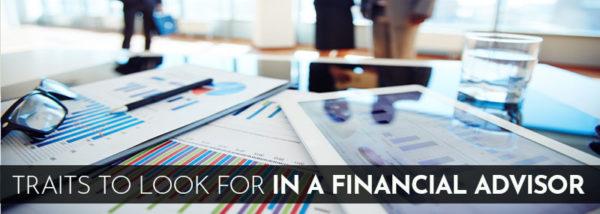Traits of a Financial Advisor