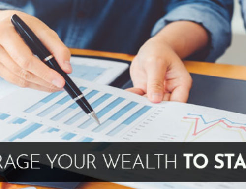 How to Leverage Your Wealth to Start a Business